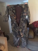 Field Staff by Mossy Oak camo cold weather coverall in Fort Leonard Wood, Missouri