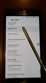 Samsung Note 5 sprint in Glendale Heights, Illinois