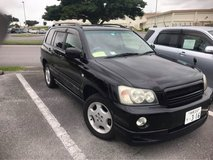 2000 Toyota Kluger in Okinawa, Japan
