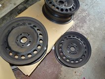 4 rims for Golf 5+6, VW Touran, Audi A3 in Ramstein, Germany