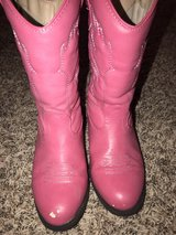 Girls pink boots in Conroe, Texas