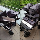 Double Stroller and Bassinet Mountain Buggy in Stuttgart, GE