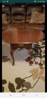 Vintage table in Shorewood, Illinois