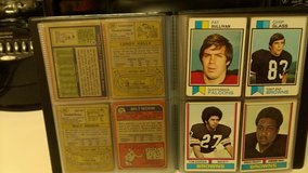 1973 Cleveland Browns cards (31) in Warner Robins, Georgia