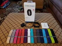 Fitbit Charge 2 fitness tracker Like New in Bolingbrook, Illinois