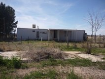2.47 Acres with Single Wide Trailer and 2 Pad sites--Investor Financing! in Alamogordo, New Mexico