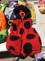 Carters Ladybug Costume in Fort Hood, Texas