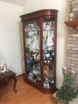curio cabinet in Westmont, Illinois