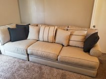 1 couch and 1 love seat in Fort Hood, Texas
