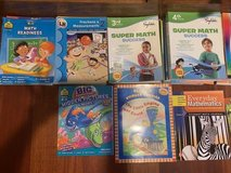 Math Science and English and other Books in St. Charles, Illinois