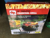 "18"" tabletop charcoal grill in Westmont, Illinois"