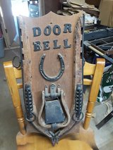 Country door bell in Fort Leonard Wood, Missouri
