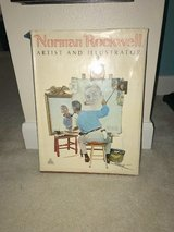 Norman Rockwell HUGE collectors book in Kingwood, Texas