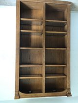 MOVING SALE.  3 PIECE DESK BOOK SHELF FILE DRAWER sell by Thursday moving in Fort Lewis, Washington