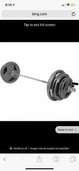 barbell weight set in Mobile, Alabama