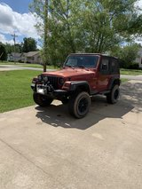 1998 - Jeep Wrangler in Fort Campbell, Kentucky