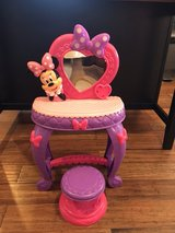Minnie Mouse Bowdazzling Vanity in Bartlett, Illinois