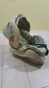 Car seat in Shorewood, Illinois