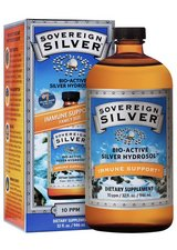 Sovereign Silver Bio-Active Silver Hydrosol for Immune Support* - 32oz in Fort Lewis, Washington