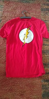 The Flash T-shirt in Ramstein, Germany