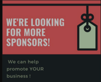We're Looking for More Sponsors! in Houston, Texas