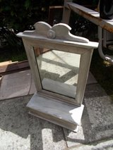 Vintage Shabby Chic Dressing Table Mirror in Lakenheath, UK