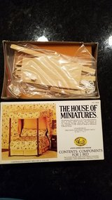 House of Miniatures #40014 Chippendale Bed Kit in Naperville, Illinois