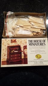 House of Miniatures #40017 Desk Kit in Aurora, Illinois