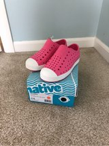 children's natives, size 12, pink in Batavia, Illinois
