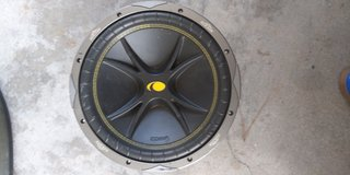 12in subwoofer in Bellaire, Texas