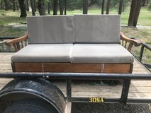 Antique couch with hide-a-bed in Alamogordo, New Mexico