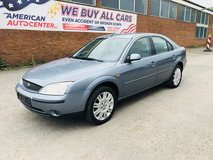 FORD MONDEO Automatic 2001 in Ramstein, Germany
