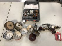Plumber's Liquidation Sale- Hole Saws, Drill Bits,Tools in Naperville, Illinois