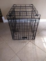 Pet cage w/ divider in Spring, Texas
