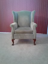 Wing back chair in Fort Belvoir, Virginia