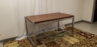 Heavy Duty, Craft Table, Work Bench, Hobby Table, Writing Desk, Packing Table in Palatine, Illinois