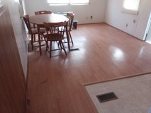 For rent one bedroom partly furnished moble home in Alamogordo, New Mexico