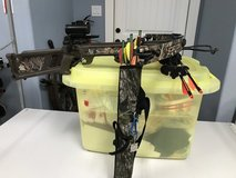 Cross Bow/Case and Arrows in Conroe, Texas