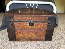 Antique Steamer Trunk in Fort Campbell, Kentucky