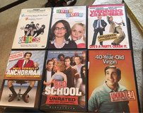Comedy DVDs in Oswego, Illinois
