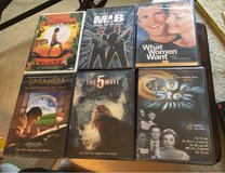 Unopened DVDs in Bolingbrook, Illinois
