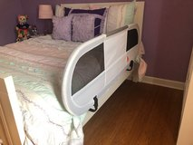 Bed Rails - White in Bolingbrook, Illinois