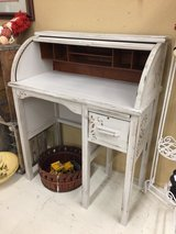 Small Roll Top Desk Shabby Chic in Perry, Georgia