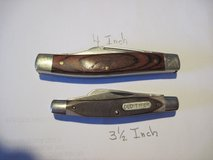 3 1/2 Inch Old Timer Pocket Knife in Alamogordo, New Mexico