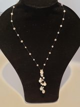 Crystal Bead and Pearl Necklace *Perfect for Bride or Bridesmaid in Glendale Heights, Illinois