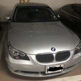 2007 BMW 530i in Yongsan, South Korea