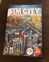Sim City DVD-ROM in Bolingbrook, Illinois