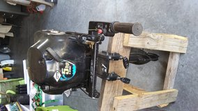 2005 Briggs and Stratton  5 HP Outboard Motor in Fort Leonard Wood, Missouri