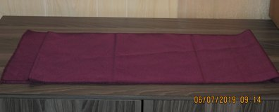 """Eggplant Polyester Table Runners 12""""x108"""" Quanity #10 in Glendale Heights, Illinois"""