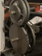 Barbells, Bar and weights in Vista, California